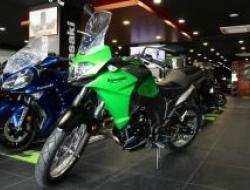 2017 Kawasaki Versys X 250