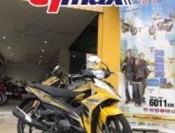 2017 New SYM SPORT BONUS 110cc SR MANUAL CLUTCH (GTMAX)