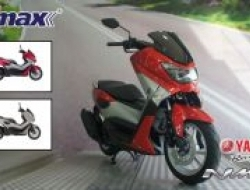 2017 New YAMAHA NMAX Promotion (GTMAX)