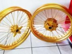 Rim star alloy set