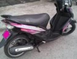 2011 Yamaha ego s