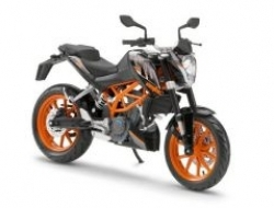 2016 Ktm duke 250 ABS with 15 Value Added Accessories