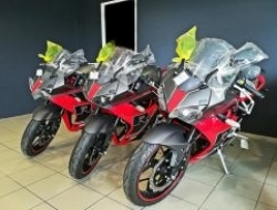 2017 New Naza N5-R 250cc Factory Clearance Stock