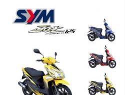 2017 Sym Jet Power 125