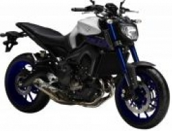 2017 YAMAHA MT-09 new arrival