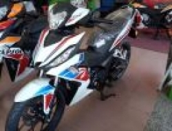 2017 Honda rs150 6 speed new arrival
