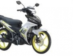 2017 Yamaha lc135 new colour(ready stock)online apply