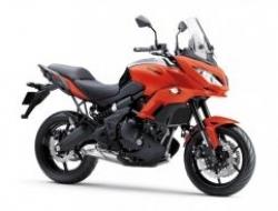 2016 Kawasaki Versys 650 W AIROH HELMET - MOTOSING