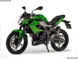 2016 Kawasaki Z 250SL Naked Bike SINGLE CYL - MOTOSING