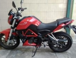 2016 Benelli TNT 250 Only One Year - Motosing