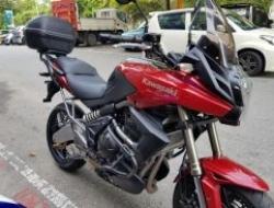 2011 Kawasaki versys 650