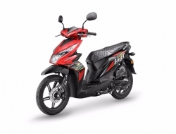 Honda Beat New 2017