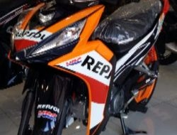 HONDA WAVE DASH REPSOL110