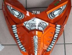 PANEL COVER HONDA RS150R