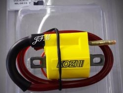 RACING IGNITION COIL BRAND KOZI & SUPER IRIDIUM RACING PLUG 481Z BRAND TDR
