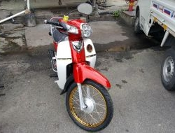 Honda EX5 Dream 110 Spoke Edition