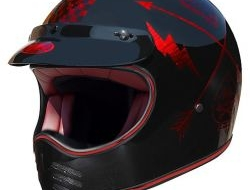 Trophy NX Red Chromed - Size XS