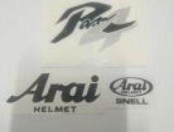 Sticker Arai Ram4 M (56.5/57.5cm)