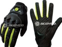 Scoyco MC29D-Street motorcycle Gloves Size S