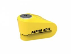 Alpha XD14 Stainless disc lock(14mm pin)