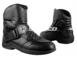 Scoyco Flying shark(MBT011W)-Street motorcycle Boots Size 44