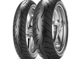 Roadtec Z8 Interact Tyres (120/70-17(F))