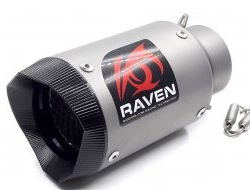 MUFFLER RAVEN SS RVM501 - DIAMOND ACE SERIES