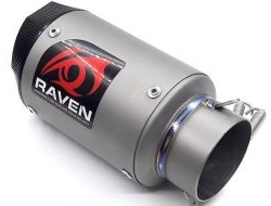MUFFLER RAVEN TT RVM501 - DIAMOND ACE SERIES
