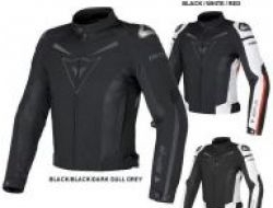 New Dainese G.Super Speed Tex Riding Jacket Size XL