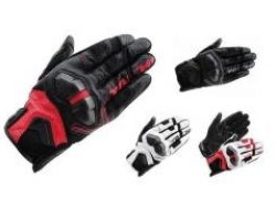 New Rs Taichi RST 426 Touch Screen Leather Glove Size M