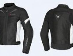 New Dainese Air 3 Tex Textile Jacket Size S