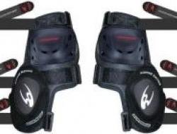 FREE POS Komine Knee Protector Guard With Slider