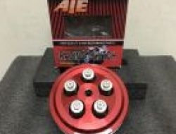 Y15zr racing Hyper clutch set red 5spring