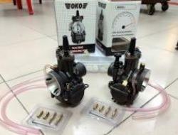Oko power jet racing carburetor