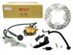 Pump disc modify system lc135 4s belakang