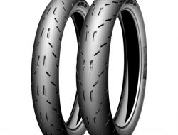 MICHELIN SUPERSPORT TYRE SET: MICHELIN PILOT MOTOGP =90/80-17 (front) & MICHELIN PILOT MOTOGP =90/80-17 (front)