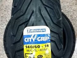 MICHELIN CITY GRIP 140/60-14