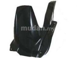 Fiber Hugger Versys650 11