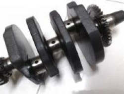 Crankshaft Kawasaki Eliminator 250 , El250