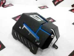 Yamaha MT-07 Billet Coolant Reservoir Cover