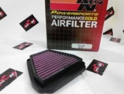 K&N Racing Air Filter RS150R (gred a)