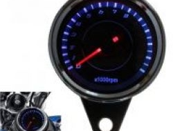 LED Racing RPM meter (universal)