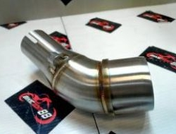 Midpipe / Link pipe Yamaha R25 / R3 (Good Quality)