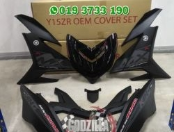Y15ZR MX KING COVERSET