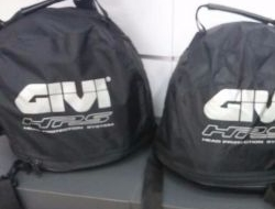 Givi beg HELMET (for open face only)