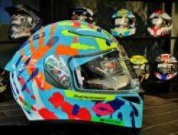 NEW Original AGV K3 SV Misano Full Face Helmet Size M