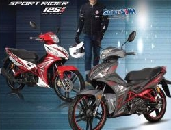 SYM SPORT RIDER 125FI Low Int.