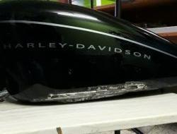 Harley Davidson Sportster Tank EFI 15.8 Liter Black