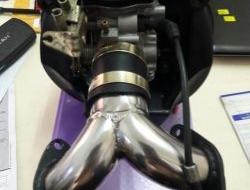 Harley Davidson Carburator Convert to Virago 535