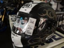 Shoei x-spirit iii helmet special promotion